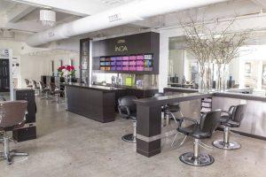 Inside Salon Vanity - Top Hair Salon Philadelphia