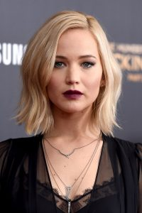 Jennifer Lawrence 2016 Hair