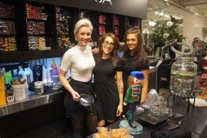 Salon Vanity Staff