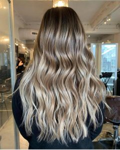Balayage Blonde Highlighting Philadelphia Hair Salon