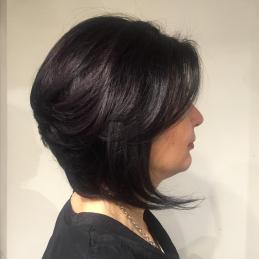 Brunette-Hair