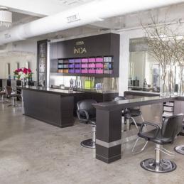 Inside Salon Vanity – Top Hair Salon Philadelphia