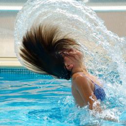swimmer-hair