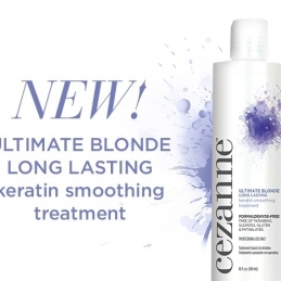 NEW CEZANNE FOR BLONDES!